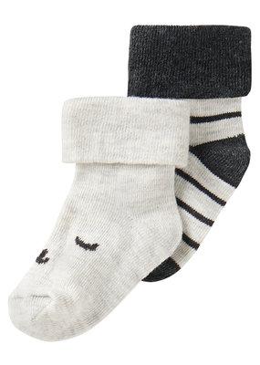 Noppies Noppies sokken Eloff oatmeal