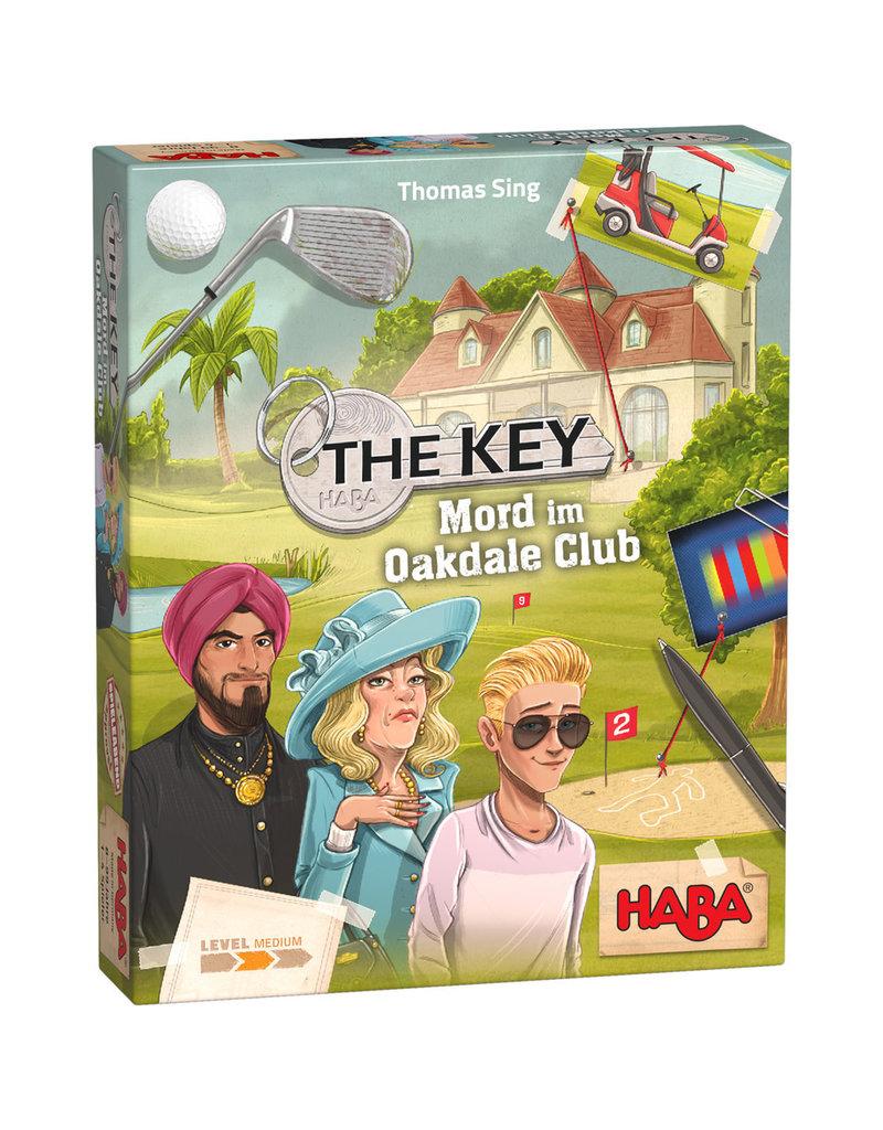 Haba Moord in de Oakdale club