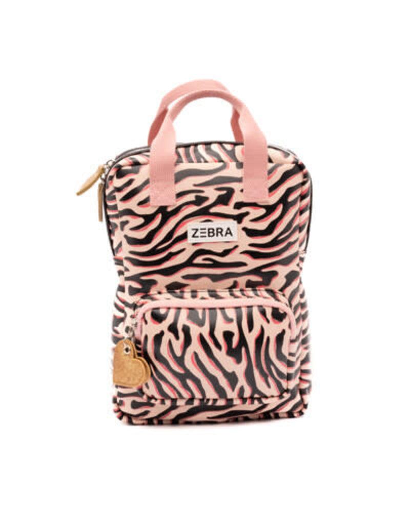 Zebra Zebra rugzak zebra stripes pink