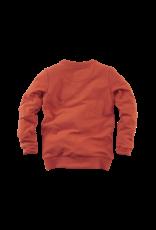 Z8 Z8 sweater Hank burnt brick