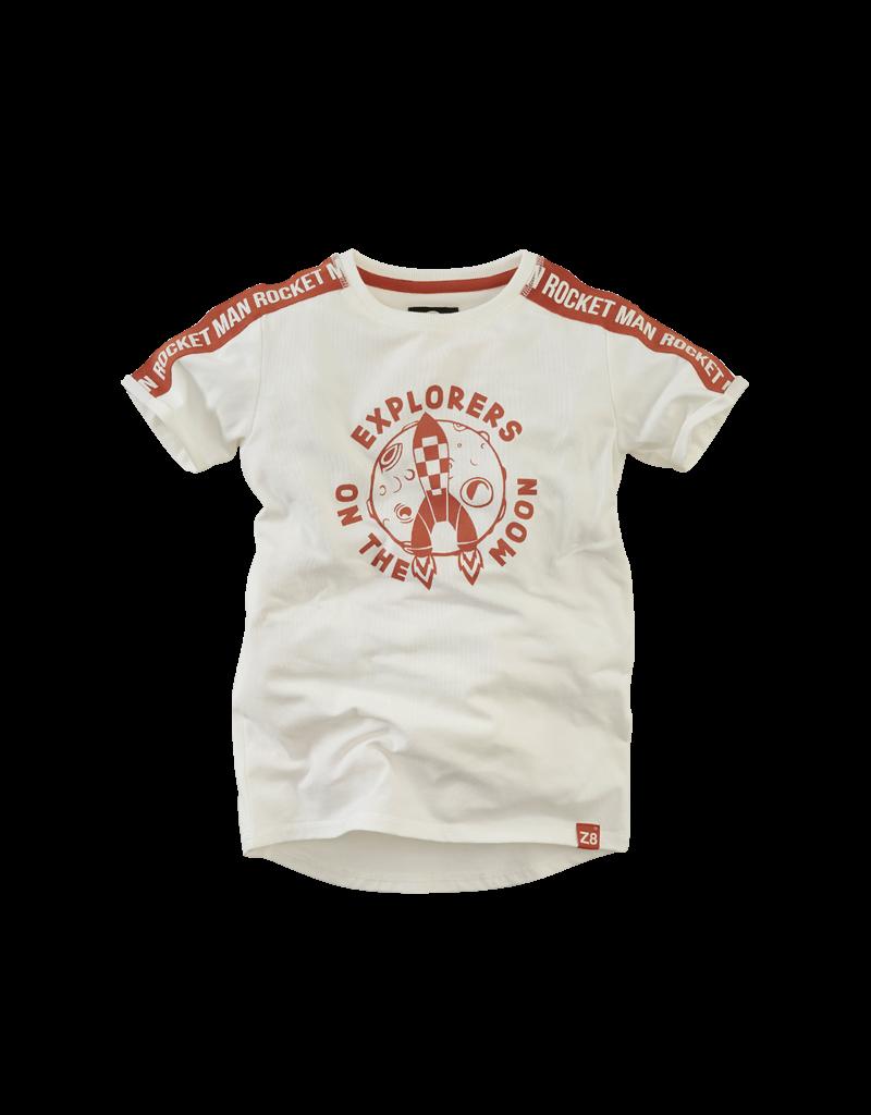 Z8 Z8 t-shirt Vincent cream crush