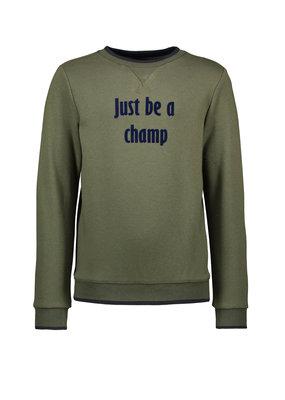 Like Flo Like Flo boys sweater army