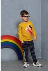 Sturdy Sturdy sweater Hero - Dino-mite geel