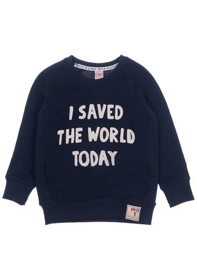 Sturdy Sturdy sweater I Saved - Dino-mite marine