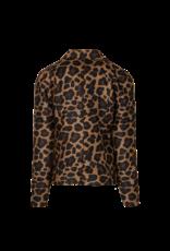 Levv Levv blazer Kensi mid brown leopard