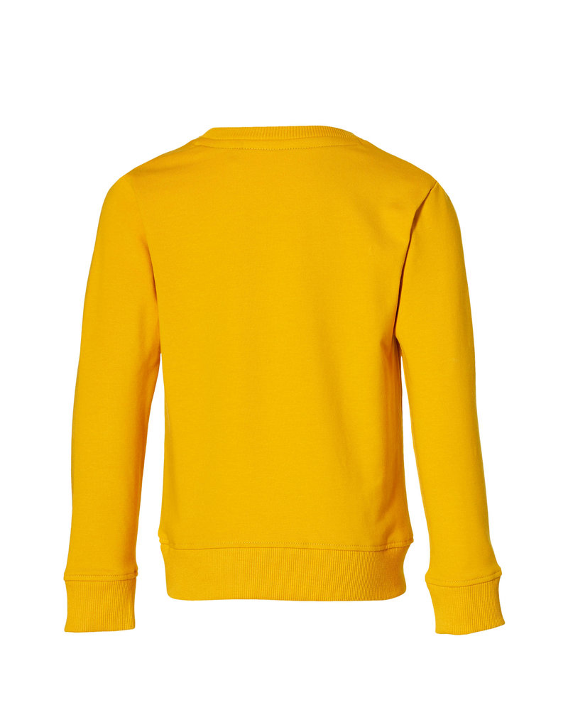 Levv Levv sweater Lennon warm yellow