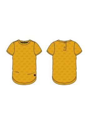 Levv Levv shirt Lance warm yellow