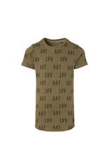 Levv Levv shirt Kai dusty green
