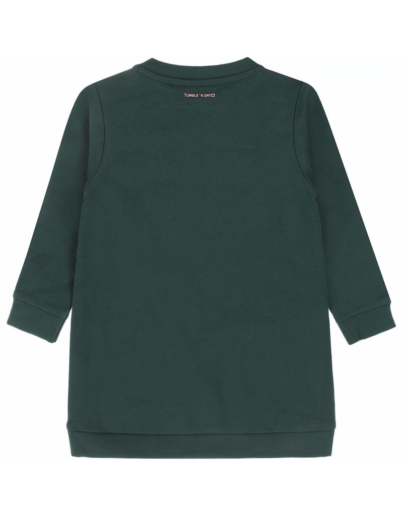 Tumble 'n Dry Tumble n Dry jurk Gefen dark green