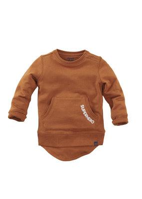 Z8 Z8 sweater  Hobart copper blush
