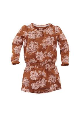 Z8 Z8 jurk Katherine copper blush/aop