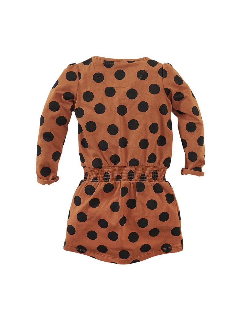 Z8 Z8 jurk Caloundra copper blush