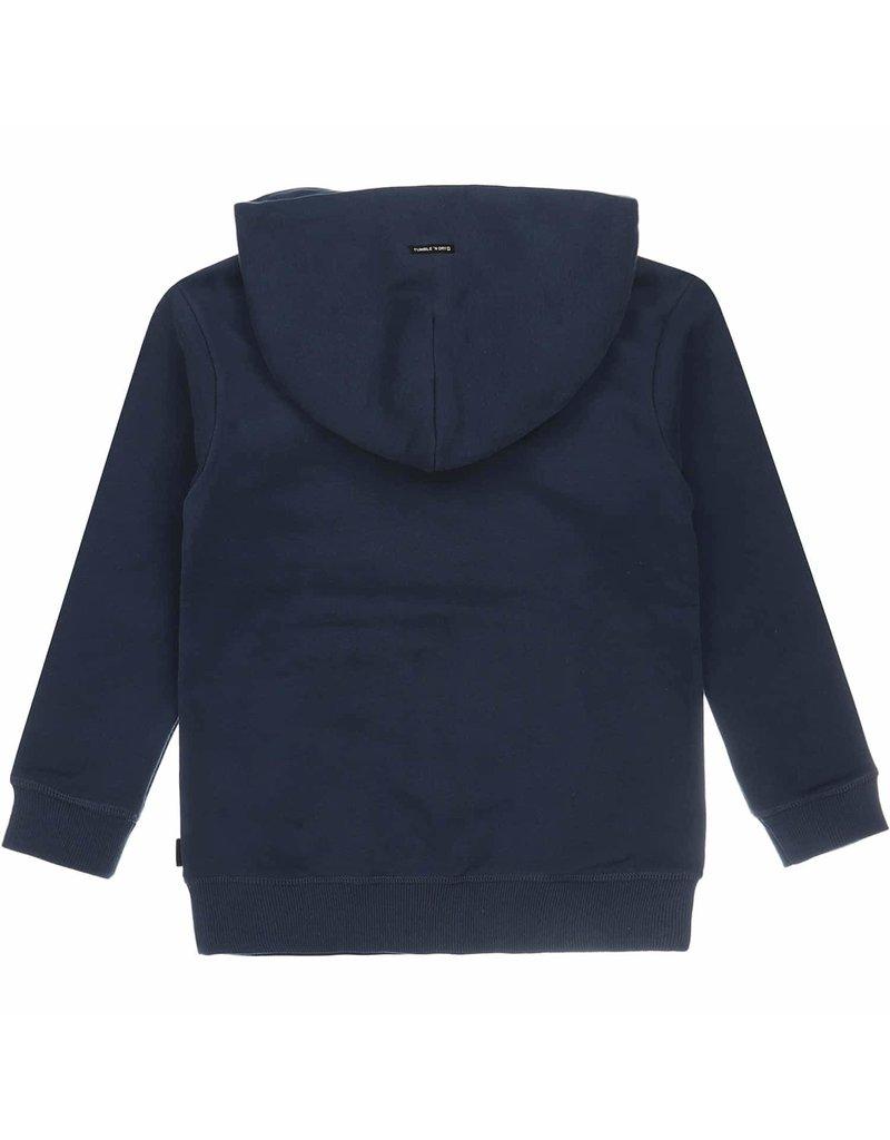 Tumble 'n Dry Tumble n Dry hoody Neo dark blue
