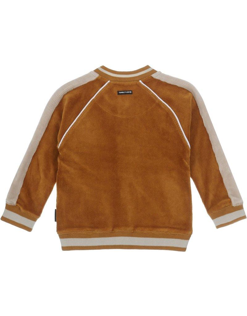 Tumble 'n Dry Tumble n Dry vest Jaedon brown