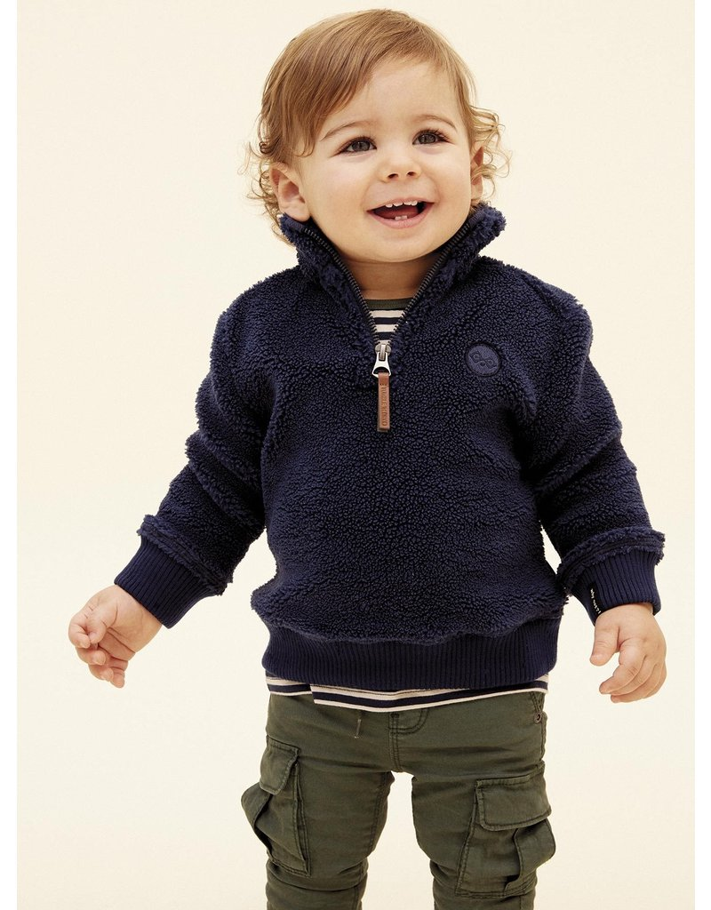 Tumble 'n Dry Tumble n Dry sweater Jowie blue dark