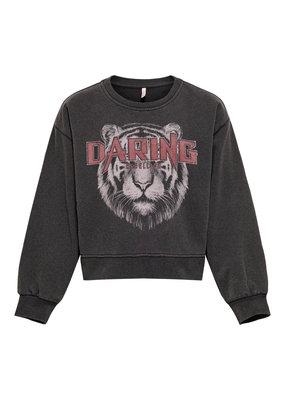 Kids Only Kids Only sweater Konlucinda daring black
