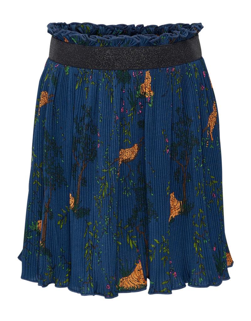 Kids Only Kids Only rok Konluna plisse skirt vintage indigo