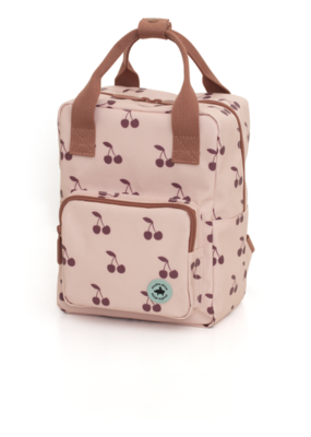 Rilla go Rilla Studio Ditte backpack small cherry