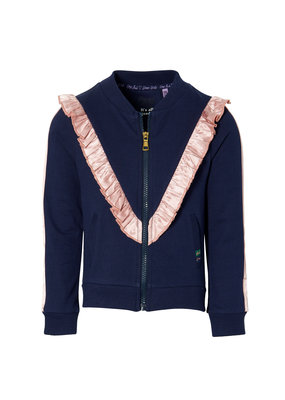 Quapi Quapi bomberjacket Doortje dark blue