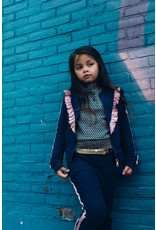 Quapi Quapi bomberjacket Doortje dark blue