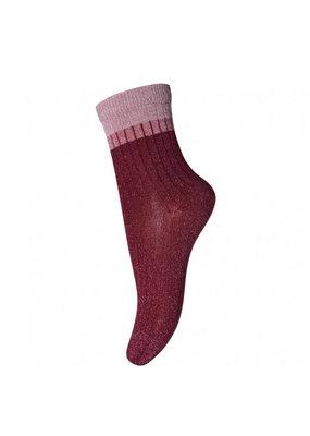 MP denmark MP denmark sokken ankle Norma bordeaux