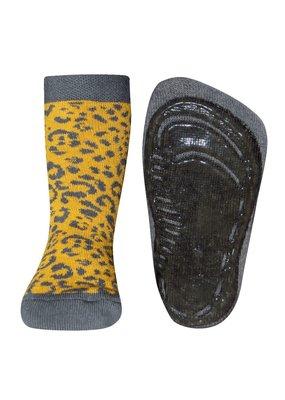 Ewers Anti slip sokken Honig aop