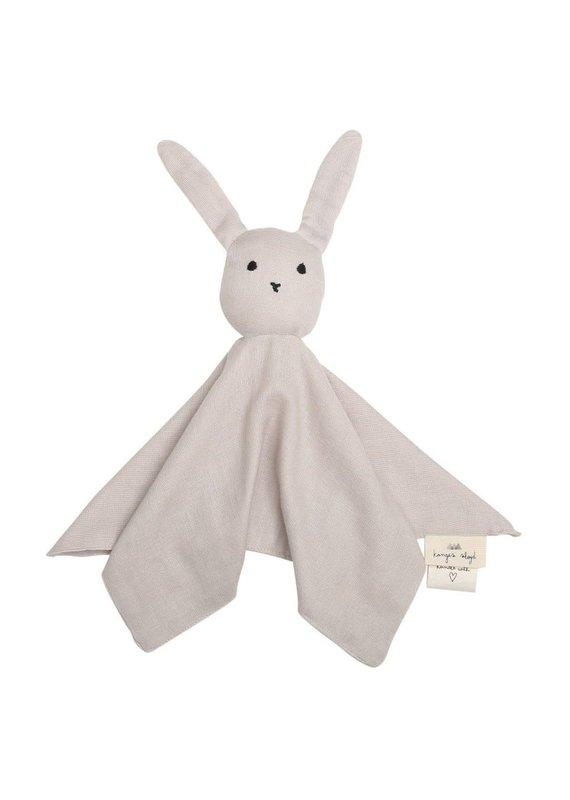 konges slojd Knuffeldoekje sleepy rabbit Nimbus cloud
