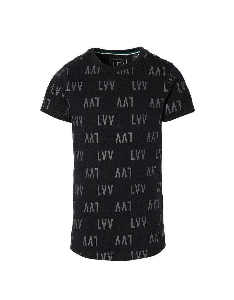 Levv Levv shirt Kai black lvv