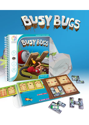 Smart games SmartGames Magnetic Busy bugs