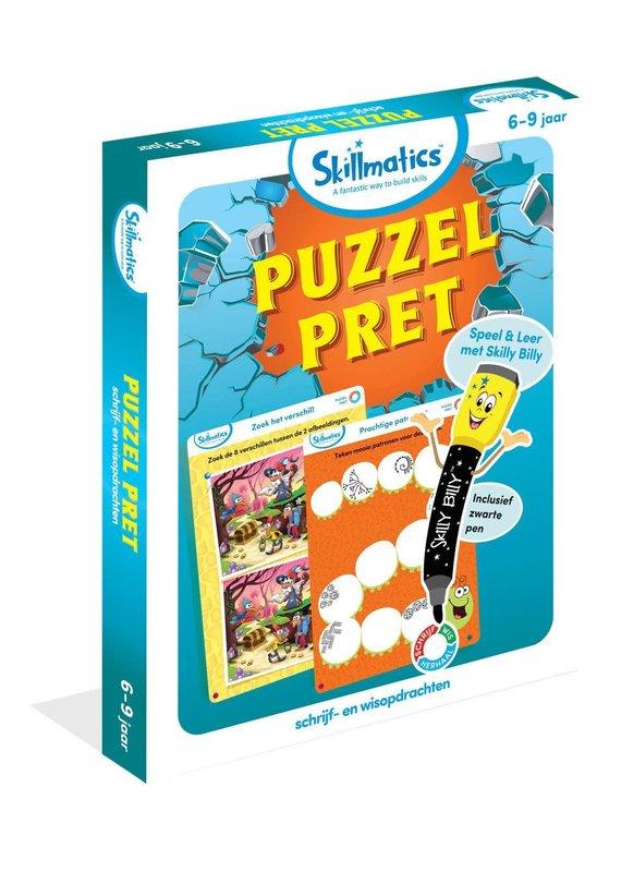 Skillmatics Skillmatics Puzzel pret