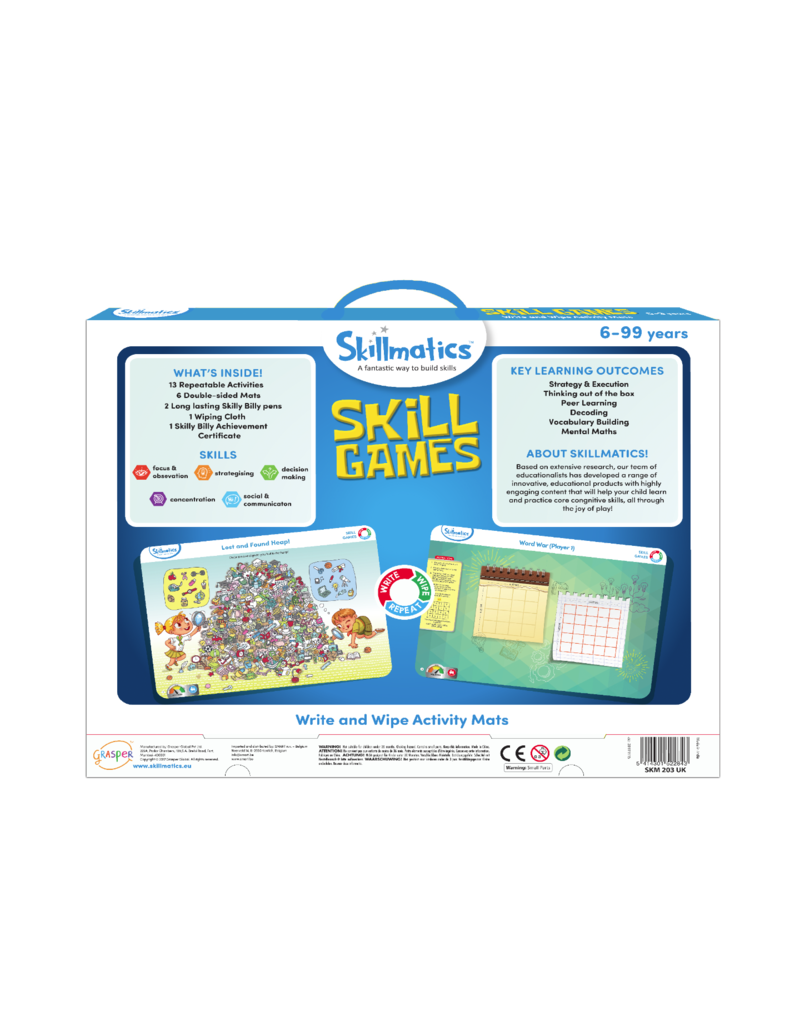 Skillmatics Skillmatics Test jezelf