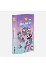 Tiger Tribe Glitter Colouring Set Ocean Dreams