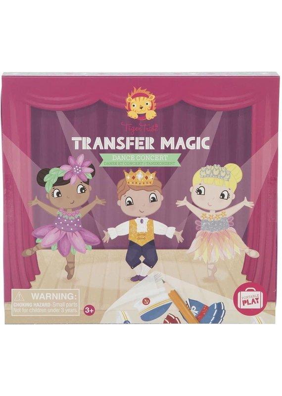 Tiger Tribe Transfer Magic Dance Concert
