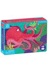 Mudpuppy Mini Puzzel Octopus 48pc