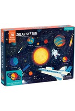Mudpuppy Geography Puzzle Solar System 70pc