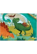 Mudpuppy Puzzel To Go Dinosaur Park 36 pc