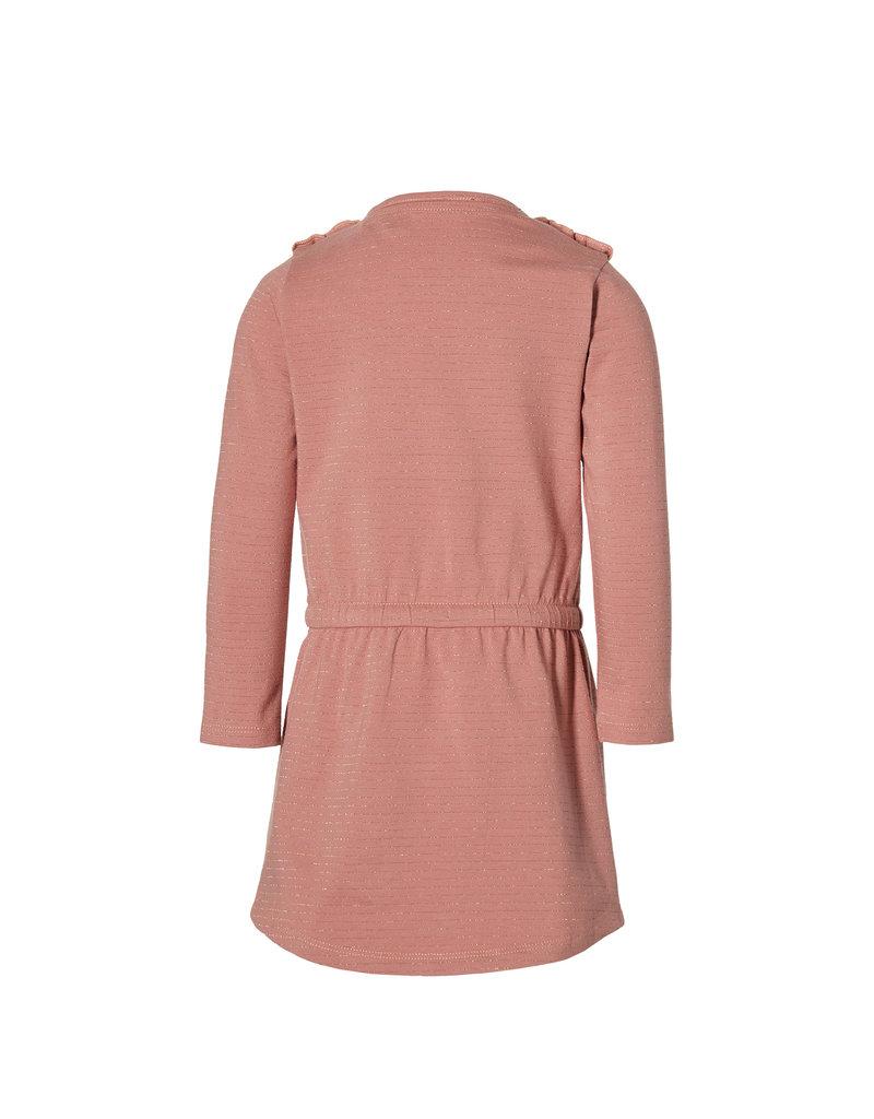Levv Levv jurk Liene ash rose stripe