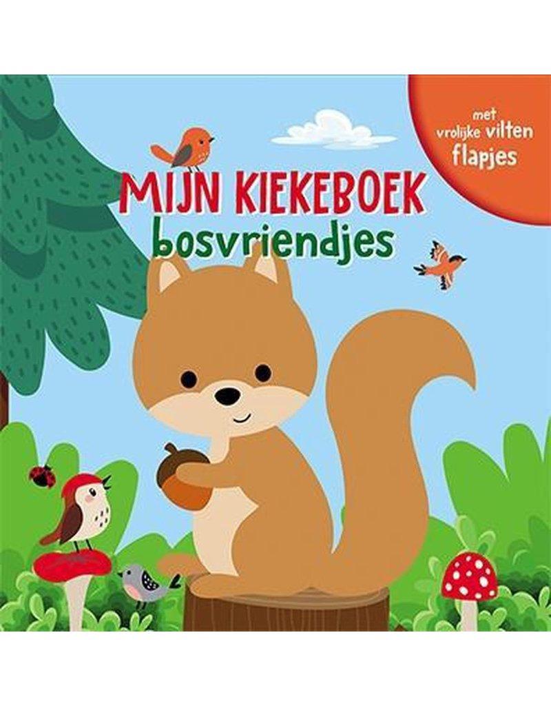 Lantaarn Mijn kiekeboek - bosvriendjes