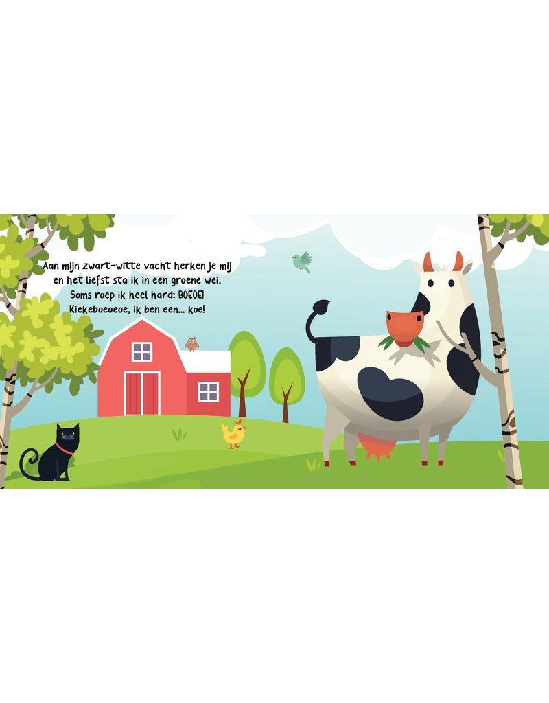 Lantaarn Mijn kiekeboek - boerderijvriendjes