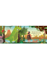 Lantaarn Kijk en voel - Dinosaurussen