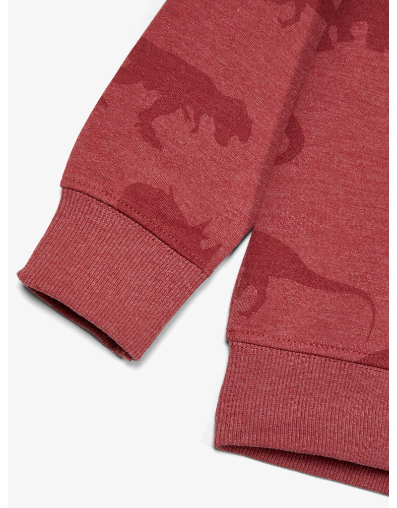 Name-it Name it NMModino sweater Brick Red