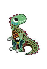 Janod Janod Scratch art Dinosaurus