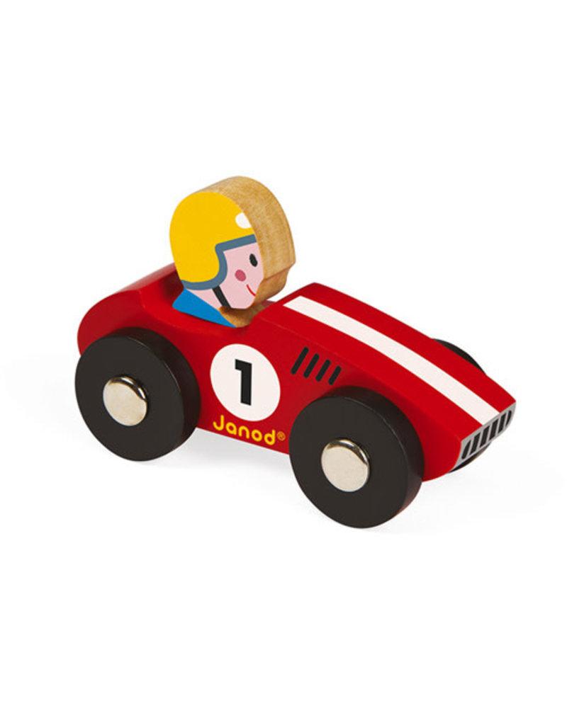Janod Janod Racing racer rood
