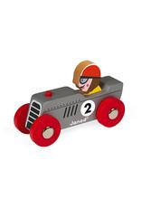 Janod Janod Racing retromotor zilver