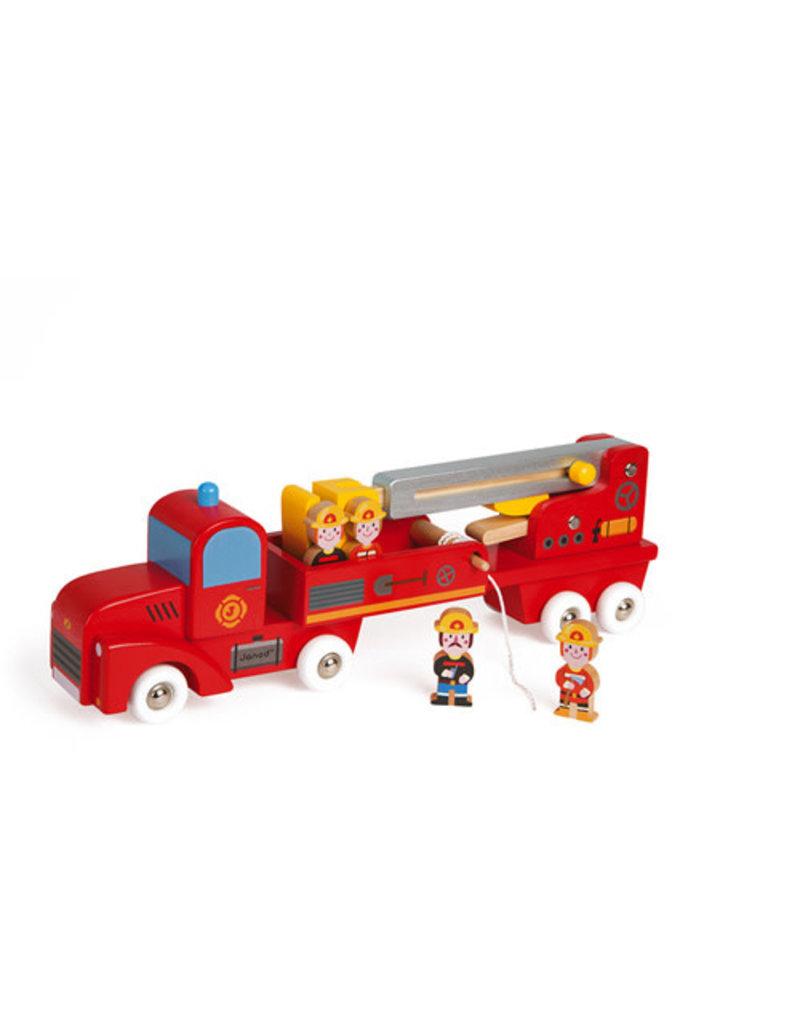 Janod Janod Vrachtwagen brandweer