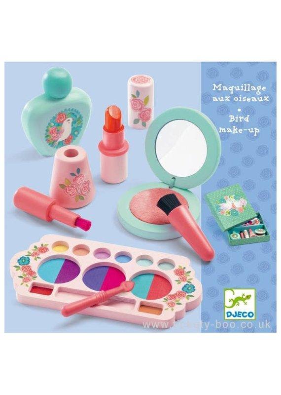 Djeco Houten Speel Make-Up set in doosje