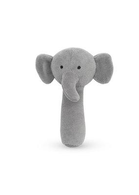 Jollein rammelaar Elephant storm grey