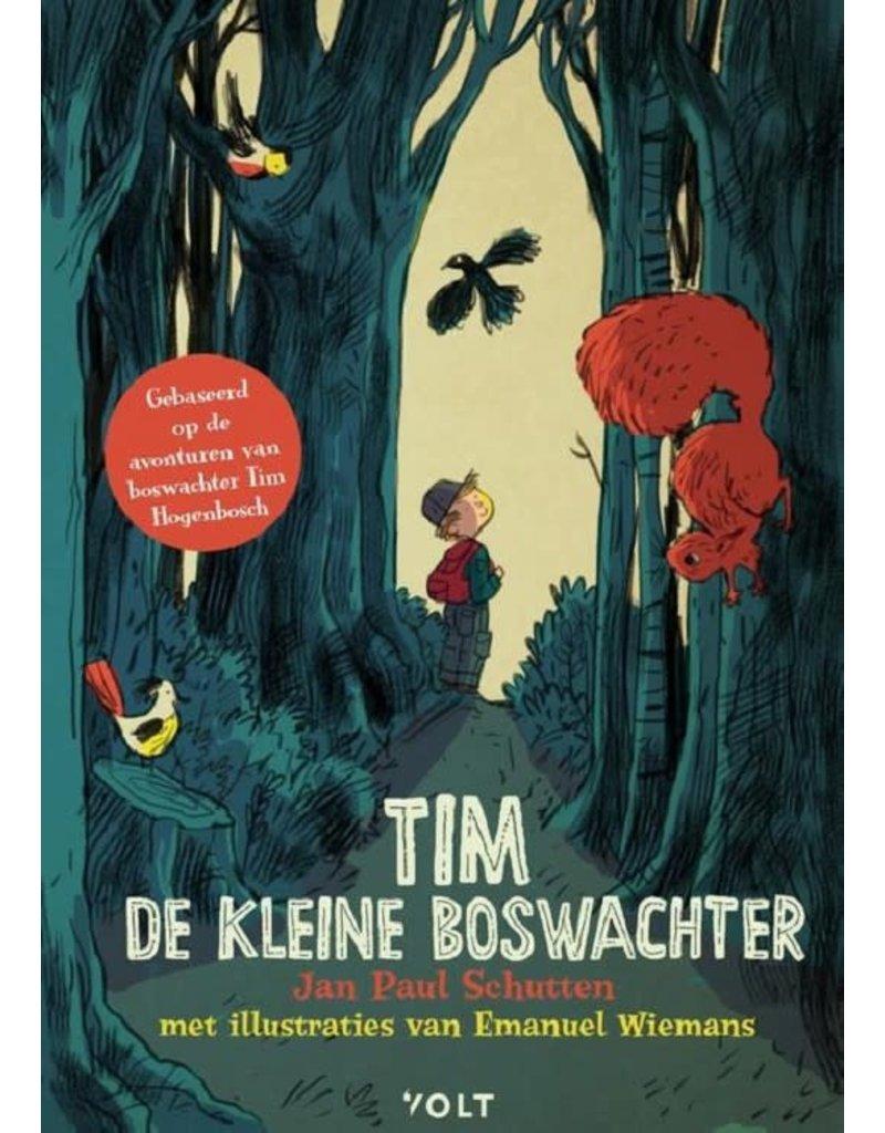 Tim, de kleine boswachter