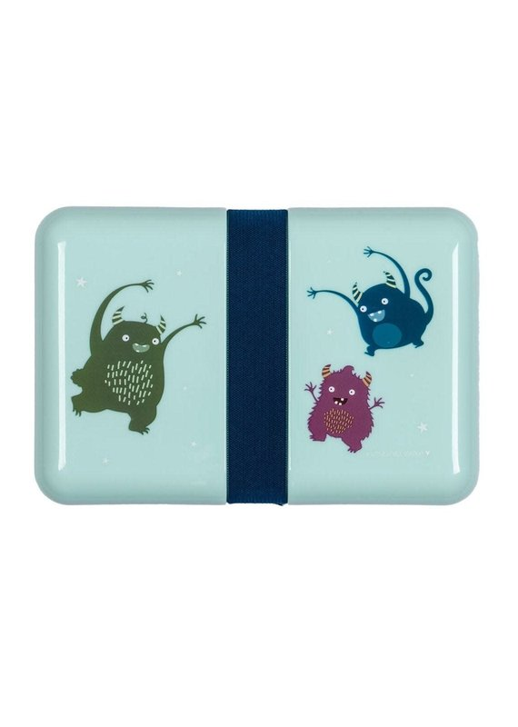 A little lovely compagny Lunchbox Monsters
