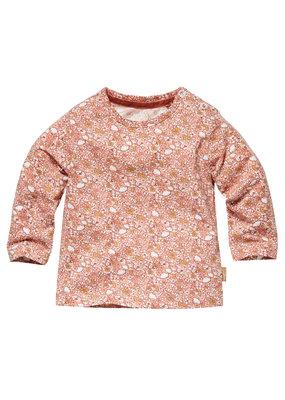 Levv Levv shirt Lieve nude flower